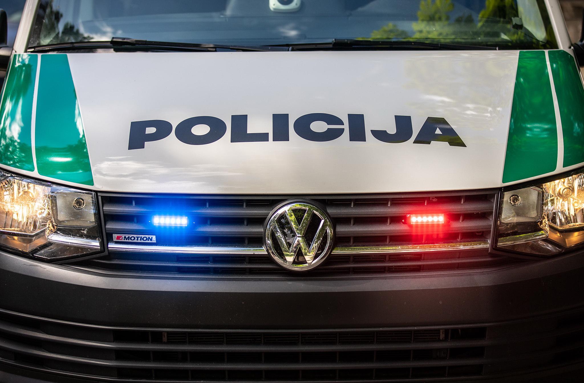 Marijampolės apskrities policija: kokia buvo sausio 4-oji?