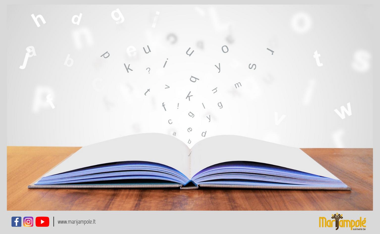 Kokią knygą rekomenduotumėte perskaityti?