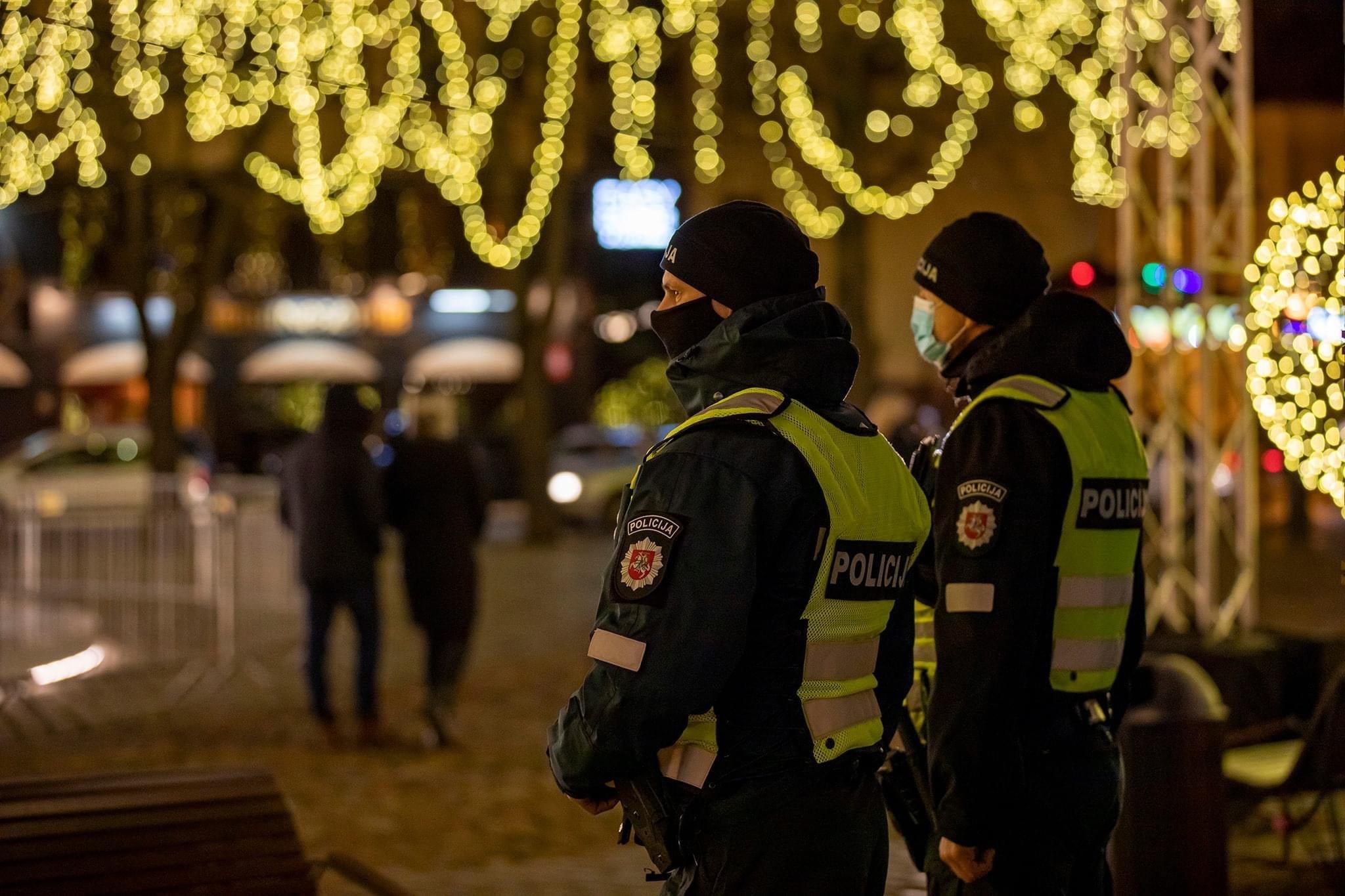 Marijampolės apskrities policija: kokia buvo sausio 3-ioji?