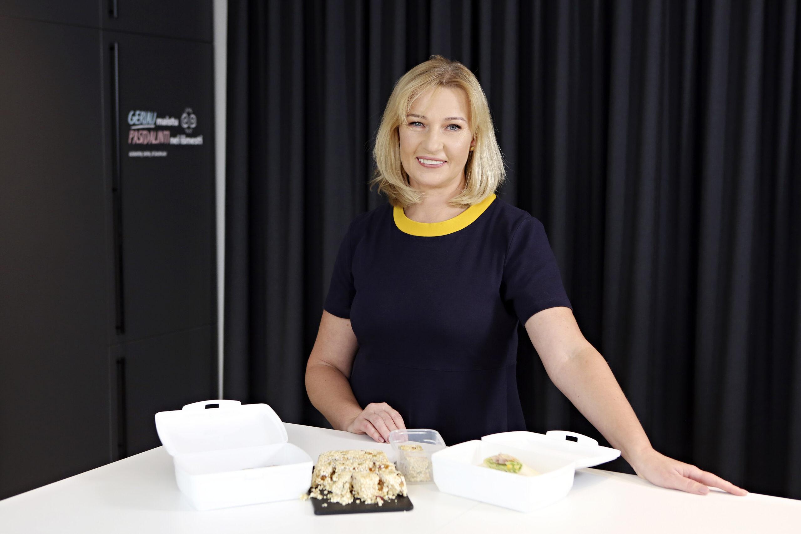 """Dietologė dr. E. Gavelienė apie miltinius patiekalus: """"Neturėtume jų bijoti"""""""