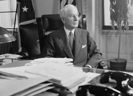 Hull – garsi giminė: Cordell Hull – JTO tėvas