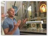 Bronius Kleinauskas pasakoja Žemaičių Kalvarijos istoriją.