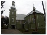 Prienų bažnyčia.