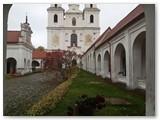 Tytuvėnų vienuolynas.