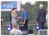 """Lakūnas Gintautas Staniulis, pernai laimėjęs akrobatinio skraidymo varžybų eskadrilės """"Normandija-Nemunas"""" taurę."""