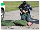 Lenktynėse su policininkais bėgliai dažniausiai pralaimi.