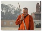 Romas – piligrimas Indijoje. 2012-11-12