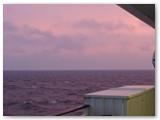 """Rytas Baltijos jūroje. Kelte """"Viktorija""""."""