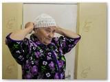 Na, ar ne daili kepuraitė? Irenos Tamulynienės nuotrauka.