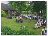"""Sūduvos folkloro festivalio """"Žalias ąžuolėli"""" akimirkos."""