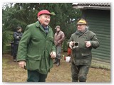 Pirmame plane – medžiotojas veteranas Vytautas Dambrauskas.