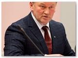 Kalvarijos savivaldybės meras Vincas Plikaitis.