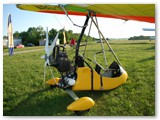 Kelią į dangų Vilius pradėjo nuo motorizuotos skraidyklės.