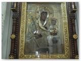 Šv. Mergelės Marijos katedroje. Popiežiaus dovanotas paveikslas.