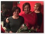 Kairėje - apdovanotoji Irena Čukauskienė