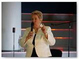 Adolfina Blauzdžiūnienė, Marijampolės apskrities moters veiklos centro sumanytoja, įsteigėja ir vadovė jau 20 metų.