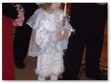 Enrika savo krikštynoms drabužius buvo pati išsirinkusi.