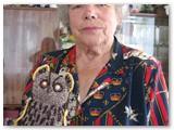 Albina Baltramonaitienė įsitikinusi, jog gyvenimas visada gražus. Megzti gyvūnėliai – moters rankų darbo ir fantazijos vaisius.