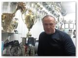 """Rinaldas Česnaitis - treneris """"nuo Dievo""""."""