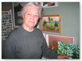 Tautodailininkė Elena Ruzgienė.