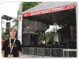 Festivalyje Lenkijoje.