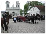 Čigonų barono laidotuvės 2012 m. prikaustė marijampoliečių dėmesį.