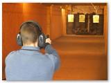 Tobuliname šaudymo įgūdžius.