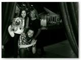 Edita, Eglė ir Zigmantas - puiki komanda, pasaką perkelianti į tikrovę.