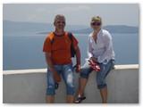 Sodybos šeimininkai mėgsta pakeliauti - nuotraukoje jie vieši Kretoje, Graikijoje.