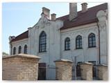 Eklektinė sinagoga.