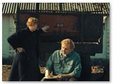 """Eglė Mikulionytė ir Vyto Ruginis. Kadras iš filmo """"Stebuklas"""", IN SCRIPT nuotrauka."""