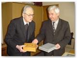 Kun. K.Senkus ir A.Žilinskas 2007 m.