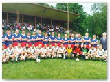 """1994 m. Kybartų """"Sveikatai"""" - 75 metai, """"Sveikata"""" - """"Veteranai"""". """"Sveikata"""" archyvo nuotr."""