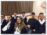,,Šaltinio'' progimnazijos delegacija