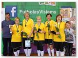 Antros vietos laimėtojos marijampolietės ''Už sveiką Lietuvą''