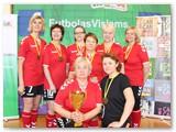 Čempionato nugalėtojos Vilniaus ''Sostinės močiutės''