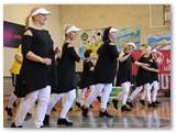 Linijinių solo šokių kolektyvas. Vadovė Agnė Amalienė