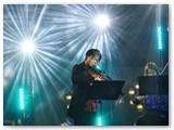 Kompozitorius iš Niujorko Tom Chiu.