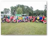 Futbolo šventės dalyviai