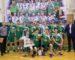 Auksinis Marijampolės jaunųjų tinklininkų laimėjimas